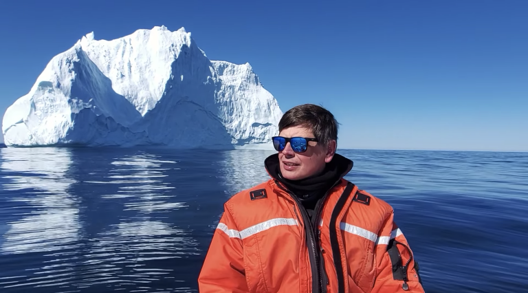 Featured on CBC – Virtual Iceberg Tour with Skipper Bob Bartlett